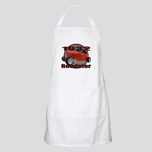1932 Red Ford Roadster Apron
