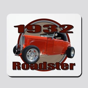 1932 Red Ford Roadster Mousepad
