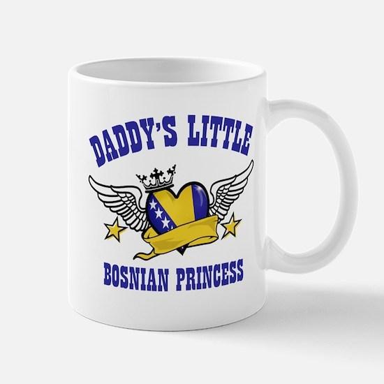 Daddy's Little Bosnian Princess Mug