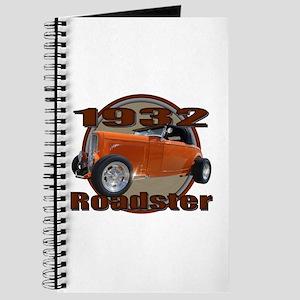 1932 Ford Roadster Orange Cra Journal