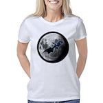 sephie_moon_clean_bright__ Women's Classic T-Shirt