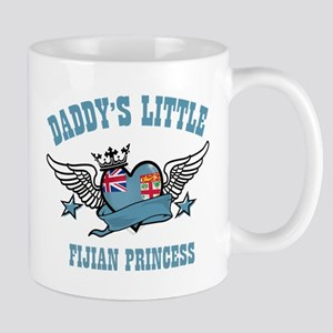 Daddy's Little Fijian Princess Mug