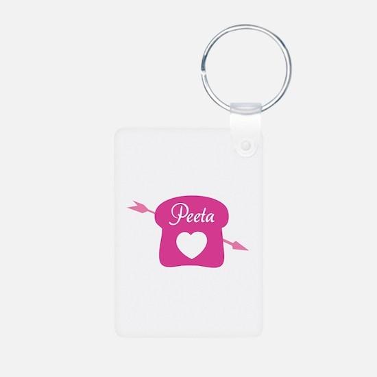HG Peeta Keychains