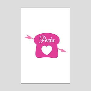 HG Peeta Mini Poster Print