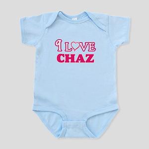 I Love Chaz Body Suit