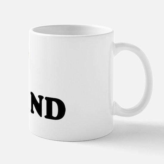 I Love Minot Mug