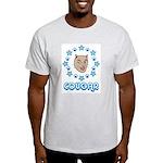 Cougar Stars Ash Grey T-Shirt