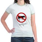 No BS 1 Jr. Ringer T-Shirt