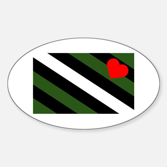 Boy Pride Sticker (Oval)