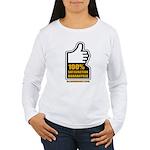 100% Women's Long Sleeve T-Shirt