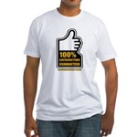 100% Fitted T-Shirt