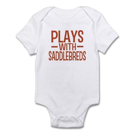 PLAYS Saddlebreds Infant Bodysuit