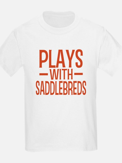 PLAYS Saddlebreds T-Shirt