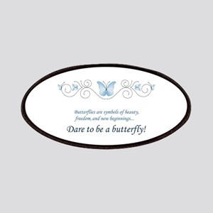 Butterfly Challenge Patches