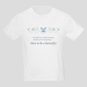 Butterfly Challenge Kids Light T-Shirt