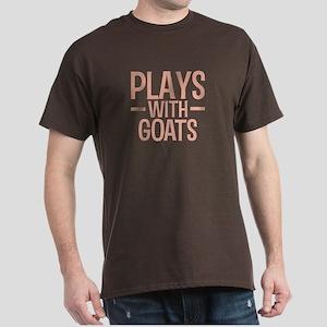 PLAYS Goats Dark T-Shirt