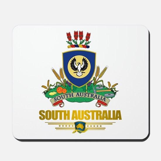 """""""South Australia COA"""" Mousepad"""
