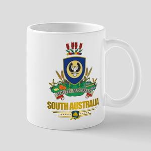 """""""South Australia COA"""" Mug"""