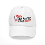 Illegals, Cops Should Arrest Cap