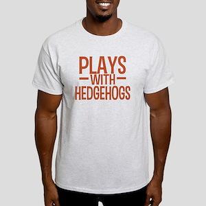 PLAYS Hedgehogs Light T-Shirt