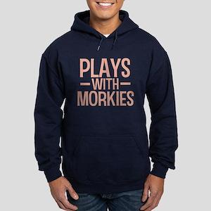 PLAYS Morkies Hoodie (dark)