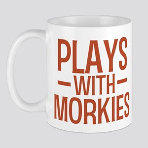 PLAYS Morkies Mug
