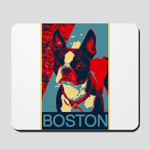 BOSTON perky Mousepad
