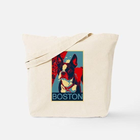 BOSTON perky Tote Bag
