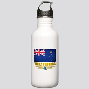 """""""Victoria Flag"""" Stainless Water Bottle 1.0L"""