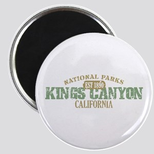 Kings Canyon National Park CA Magnet