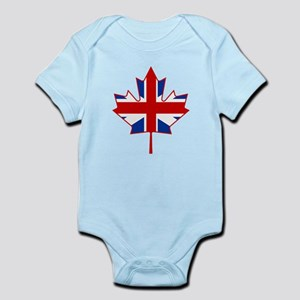 UK Maple Infant Bodysuit