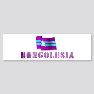 Bongolesia Sticker (Bumper 10 pk)