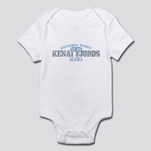 Kenai Fjords National Park AK Infant Bodysuit