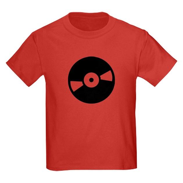 Vinyl Kids Dark T Shirt Vinyl T Cafepress Com