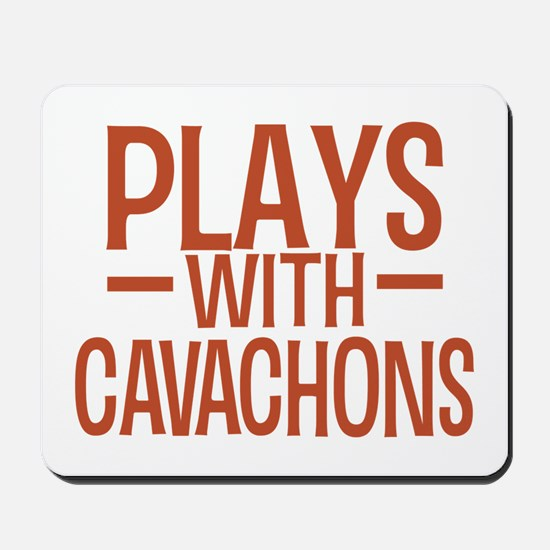 PLAYS Cavachons Mousepad