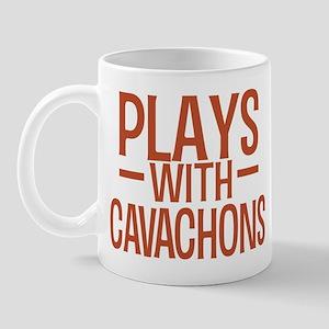 PLAYS Cavachons Mug