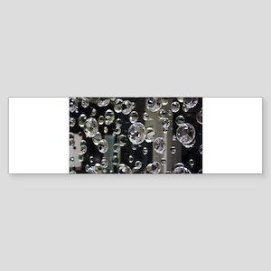 Diamond Mirror Sticker (Bumper)
