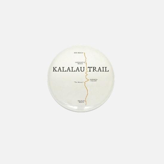 Kalalau Trail Mini Button