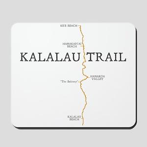 Kalalau Trail Mousepad