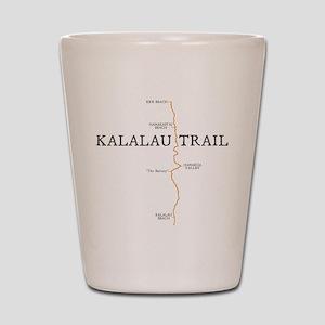 Kalalau Trail Shot Glass