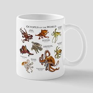 Octopus of the World Mug