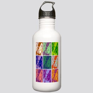 Boston 3x3 Stainless Water Bottle 1.0L