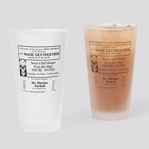 1958 Commemorative Drinking Glass