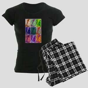 Boston 3x3 Women's Dark Pajamas