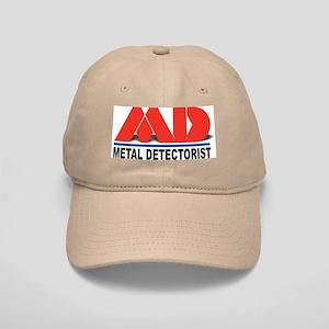 MD - Metal Detectorist Cap