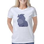 Hippopotamus Women's Classic T-Shirt