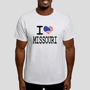 I LOVE MISSOURI Light T-Shirt