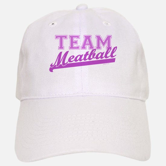 Team Meatball Baseball Baseball Cap