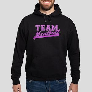 Team Meatball Hoodie (dark)