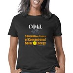 Coal Concentrated Solar Women's Classic T-Shirt